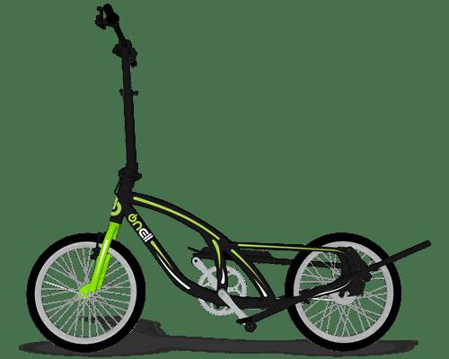 Bike Eliptica OnEll Preta-min